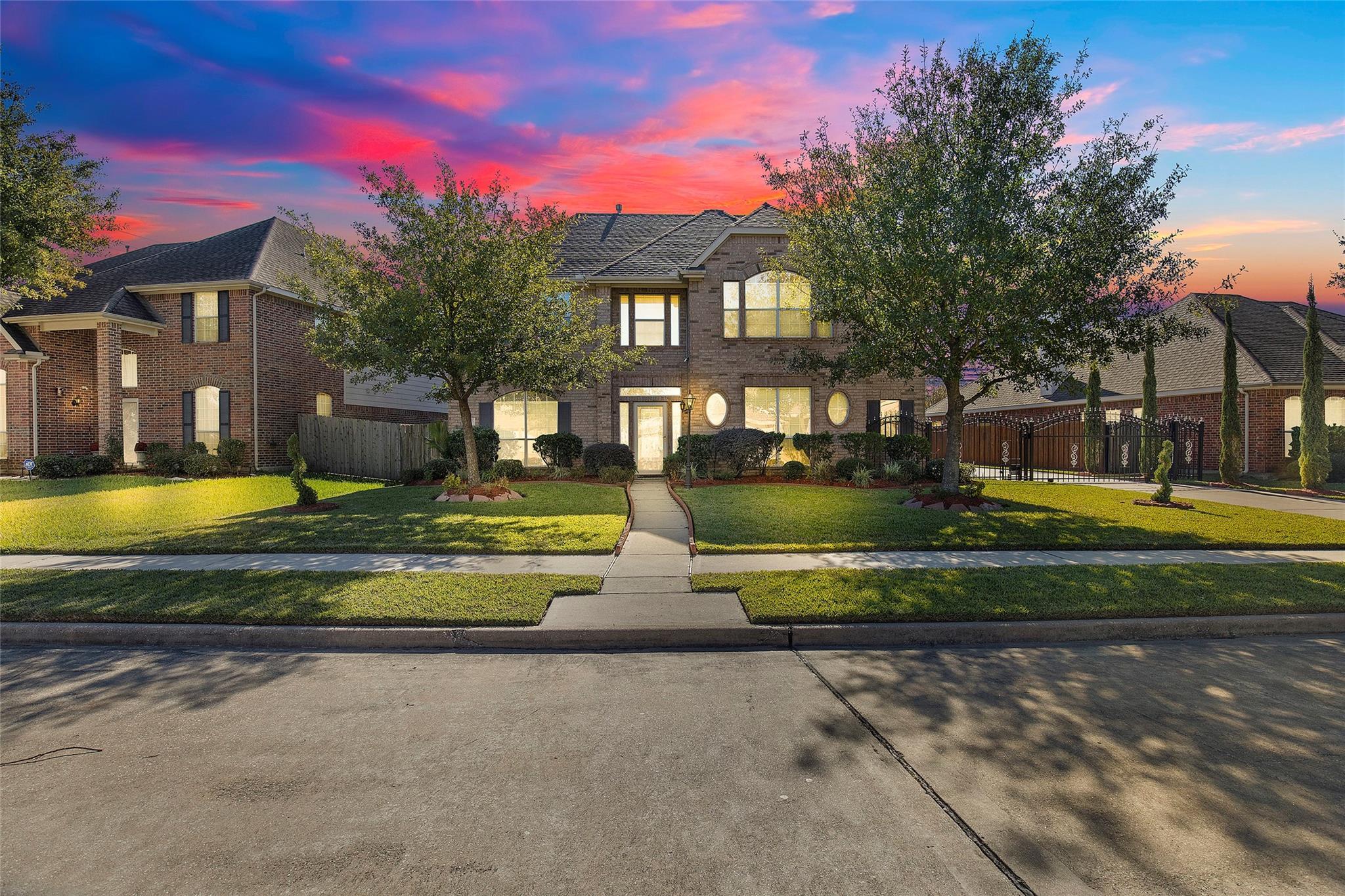 14910 Arvonshire Court Property Photo - Houston, TX real estate listing