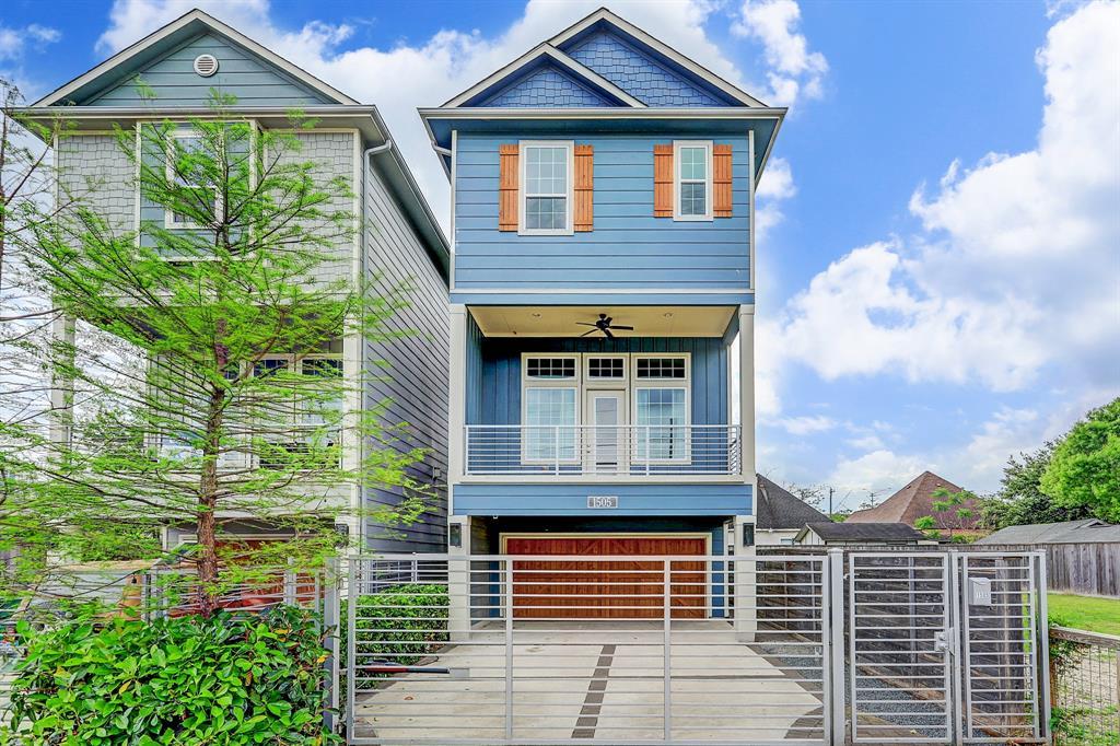1505 Everett Street, Houston, TX 77009 - Houston, TX real estate listing