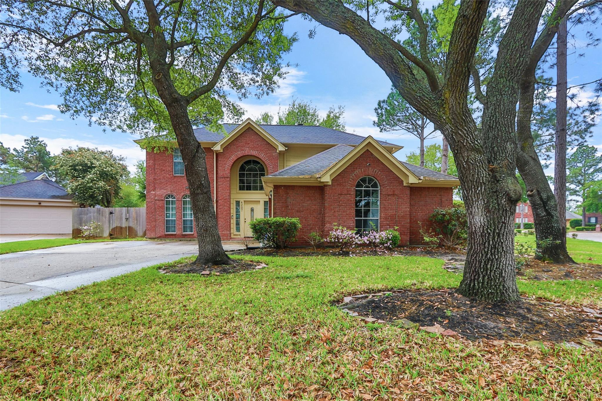 4207 Northwind Lane Property Photo - Houston, TX real estate listing