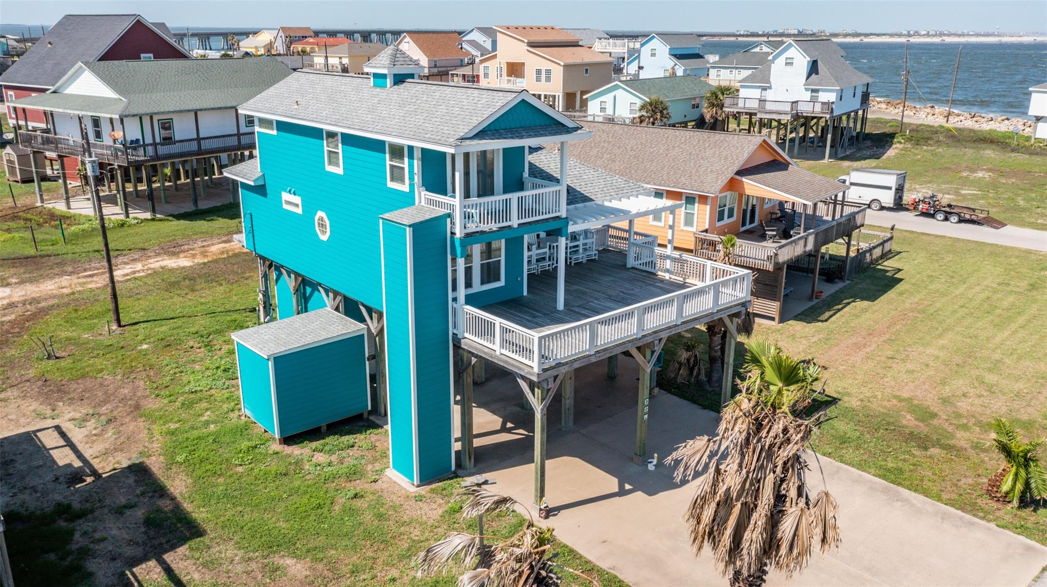 306 Ocean Boulevard Property Photo - Freeport, TX real estate listing