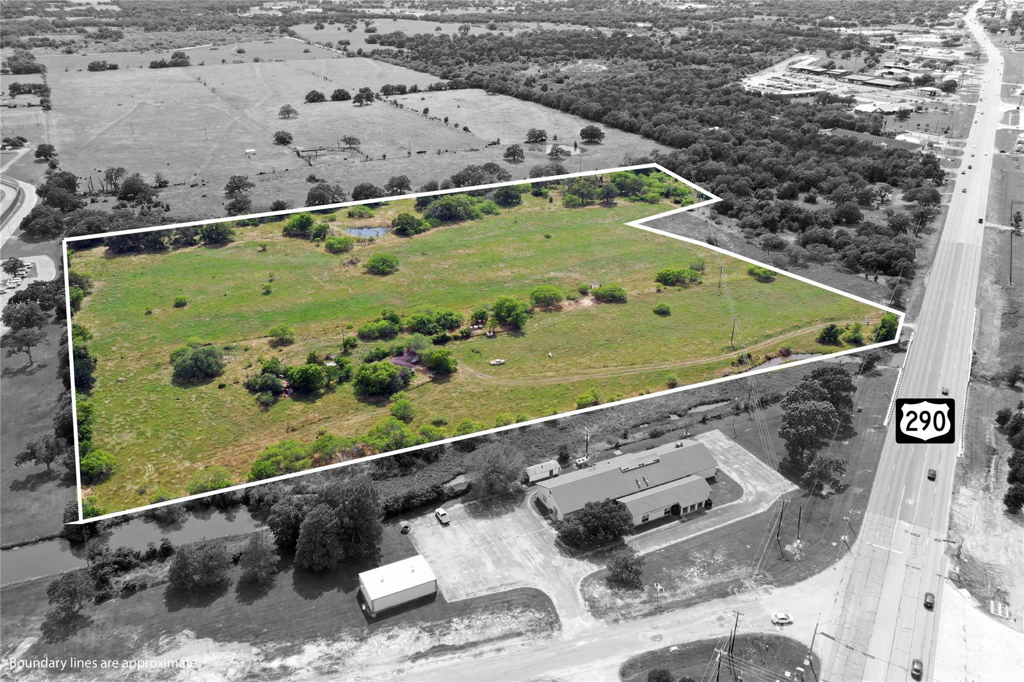3650 Hwy 290 E Property Photo - Giddings, TX real estate listing