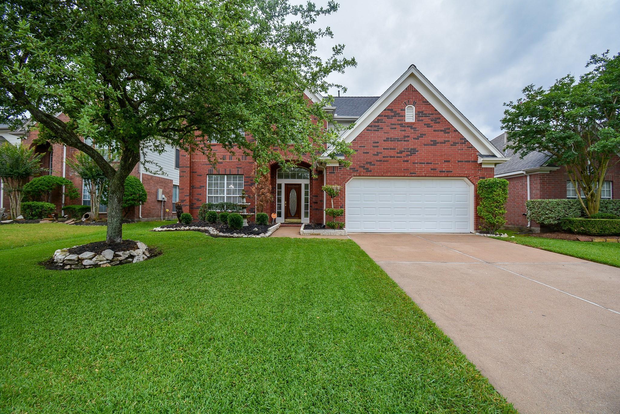 9515 Bending Willow Lane Property Photo 1