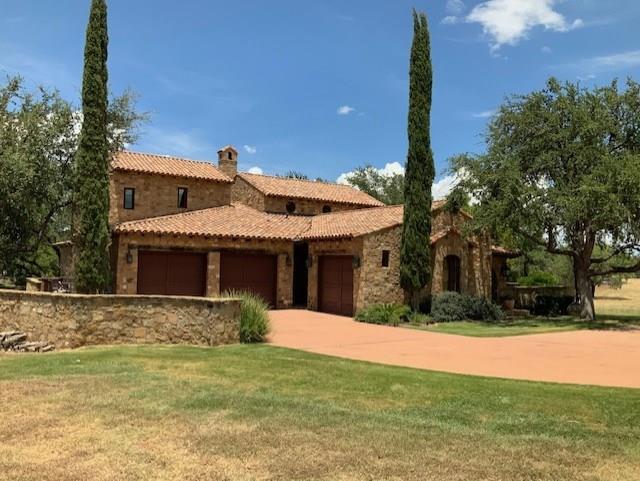 110 Mirador Property Photo - Horseshoe Bay, TX real estate listing