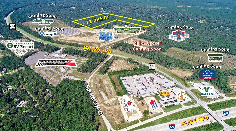000 HA Peters Property Photo - Splendora, TX real estate listing