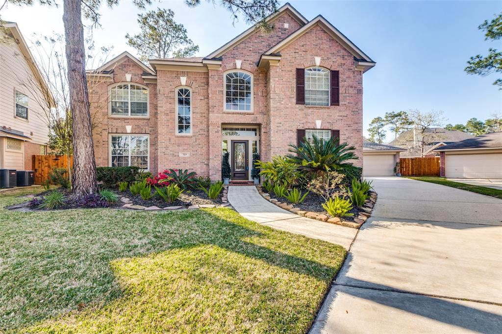 523 Willow Springs Place, Spring, TX 77373 - Spring, TX real estate listing
