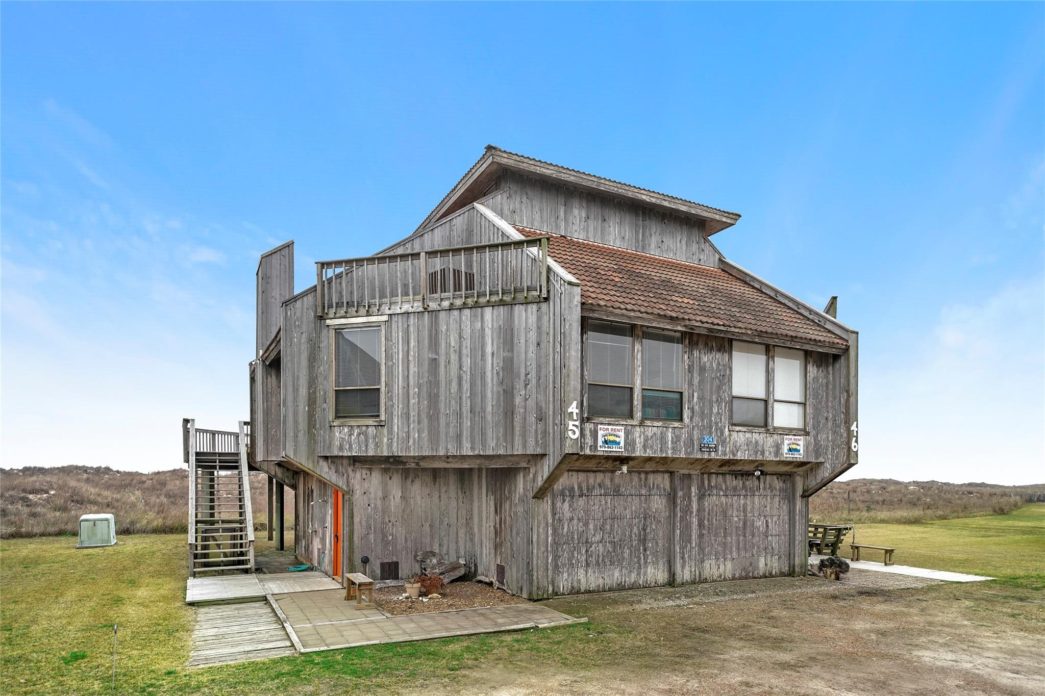 304 Private Road 640 #45 Property Photo - Matagorda, TX real estate listing