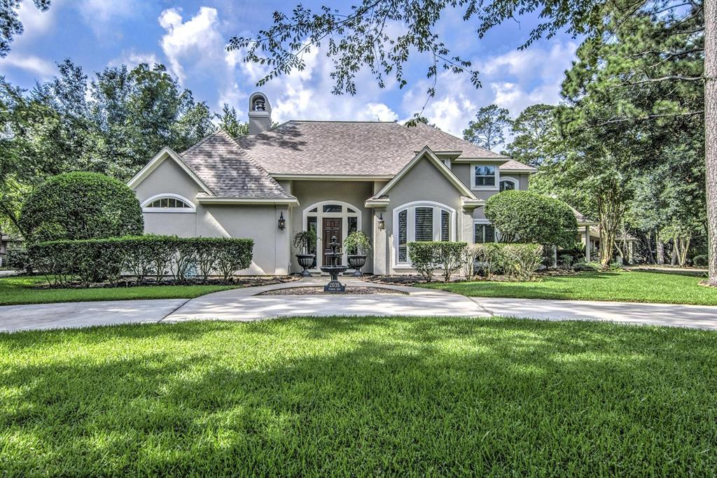 2035 Players Path, Kingwood, TX 77339 - Kingwood, TX real estate listing