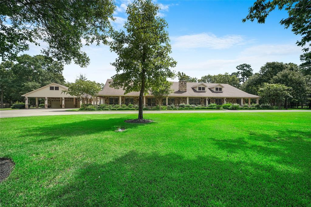 251 Lago Trace Drive Property Photo - Huffman, TX real estate listing