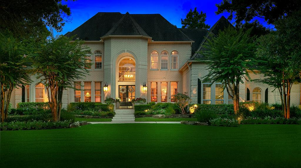 75 Hollymead Drive Property Photo - The Woodlands, TX real estate listing