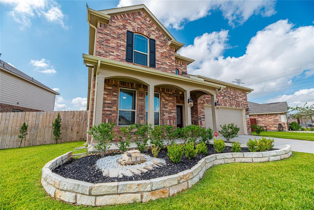 3806 Cactus Field Lane Property Photo - Katy, TX real estate listing