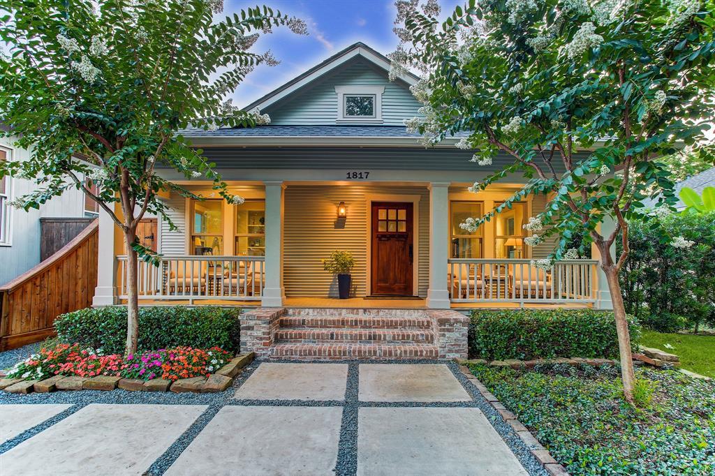 1817 Cortlandt Street Property Photo - Houston, TX real estate listing
