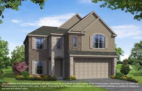 14830 Ruddy Duck Lane Property Photo - Houston, TX real estate listing