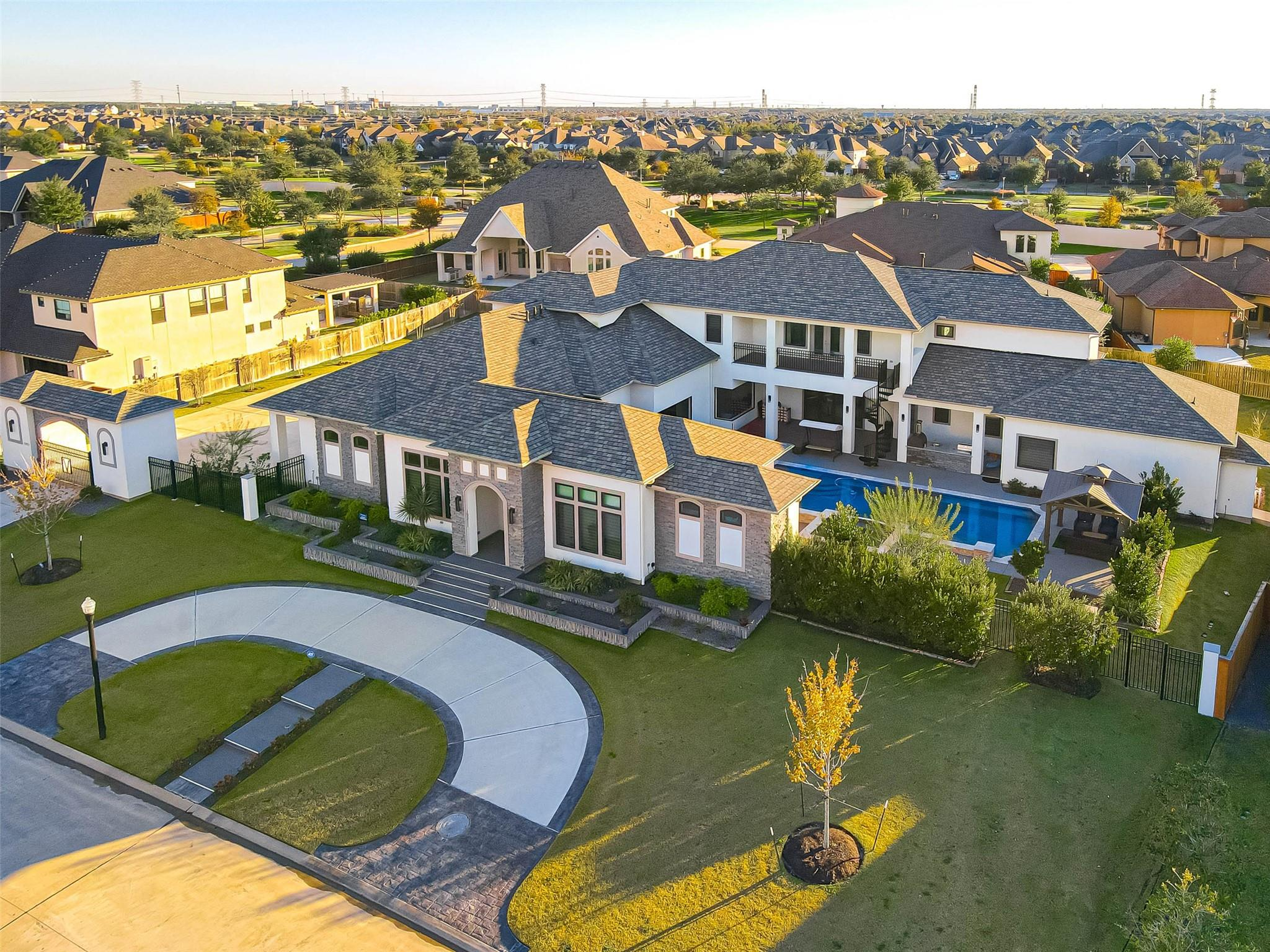 19211 W Austin Bayou Court Property Photo - Cypress, TX real estate listing