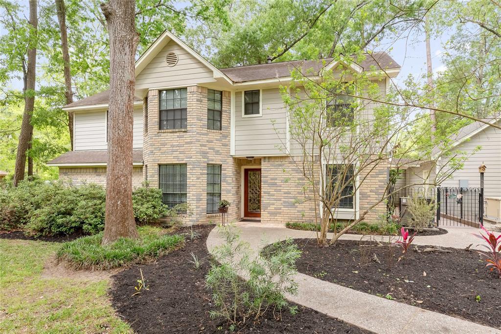 263 Magnolia Road Property Photo - Woodbranch, TX real estate listing