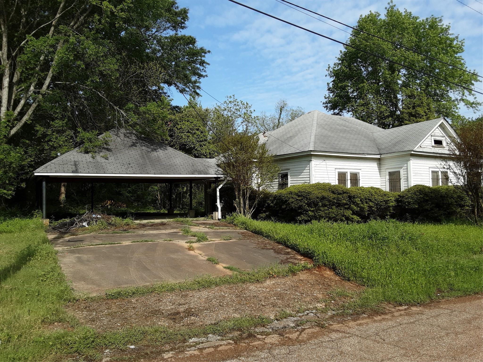 1500 Grafton Street Property Photo - Marshall, TX real estate listing