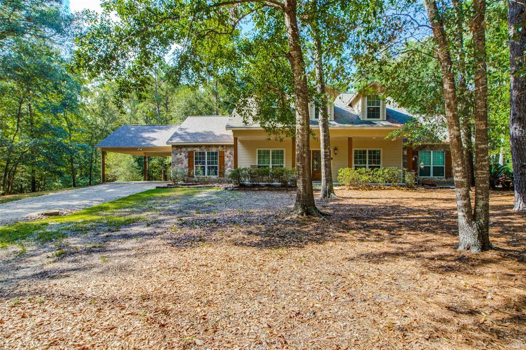 872 FM 2296 Road Property Photo - New Waverly, TX real estate listing