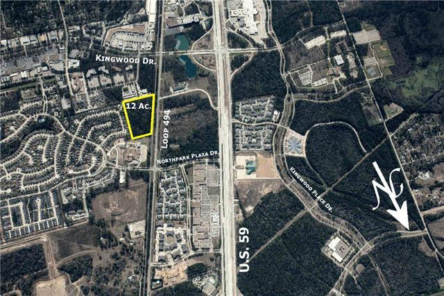 0 Rock Fall Drive Property Photo - Kingwood, TX real estate listing