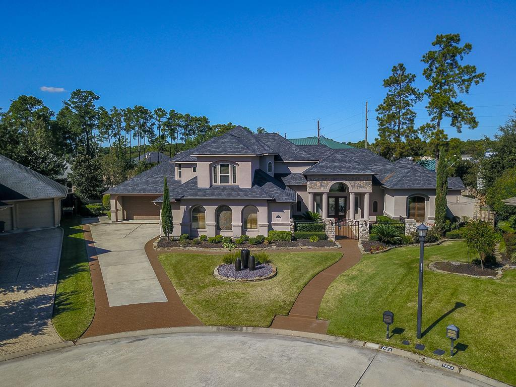 7802 Sunset Falls Court Property Photo - Spring, TX real estate listing