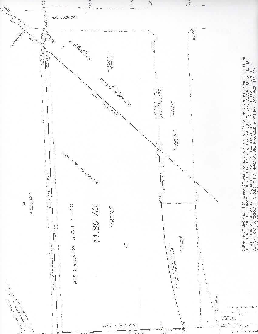 0 Old Alvin Road Property Photo