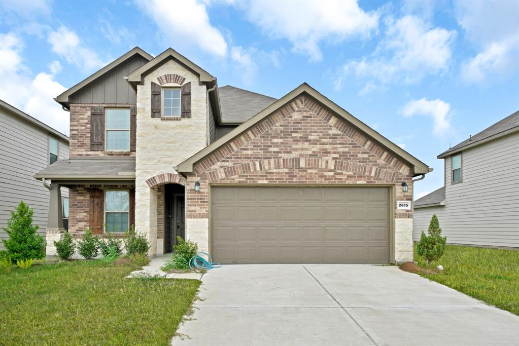 2615 Morning Meadow Drive Property Photo - Houston, TX real estate listing