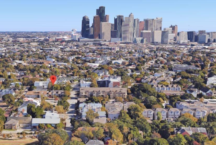2312 Commonwealth Property Photo - Houston, TX real estate listing