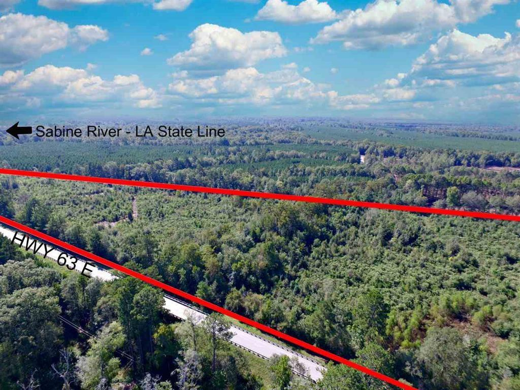 TBD Hwy 63 E, Burkeville, TX 75932 - Burkeville, TX real estate listing