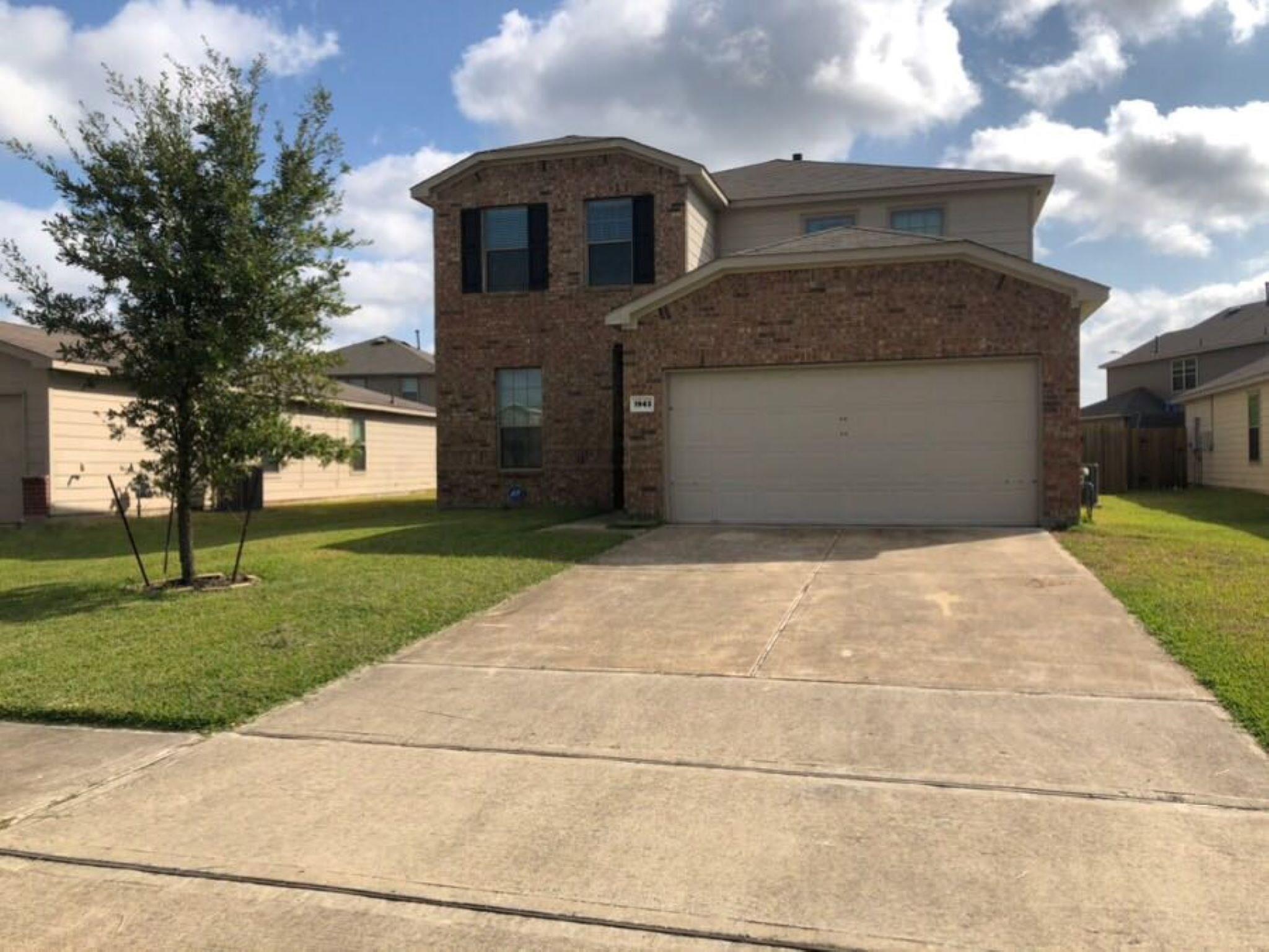 1943 Helvick Boulevard Property Photo - Houston, TX real estate listing