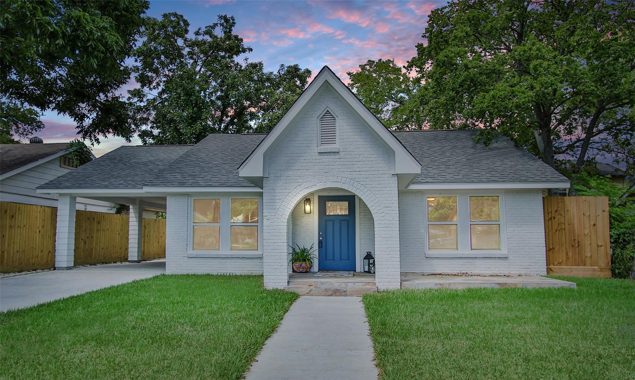4729 Pease Street Property Photo - Houston, TX real estate listing