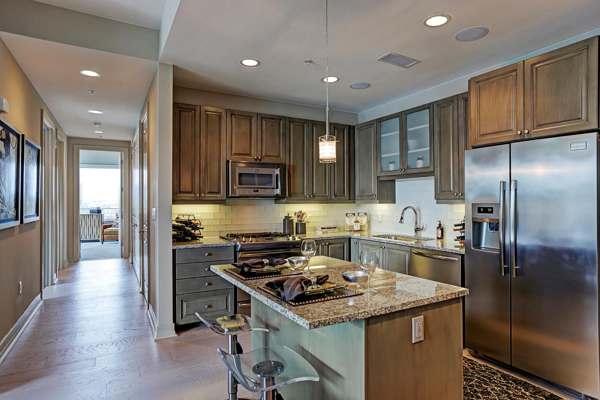 2929 Weslayan Street #806 Property Photo - Houston, TX real estate listing