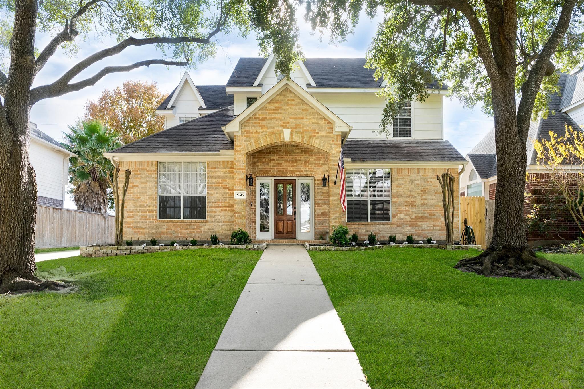 22615 Bucktrout Lane Property Photo - Katy, TX real estate listing