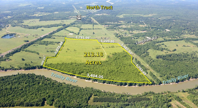 000 Langham Road Property Photo - Shepherd, TX real estate listing