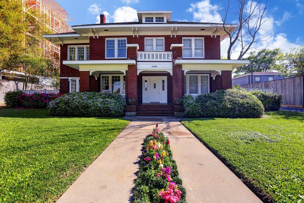 1401 Castle Court, Houston, TX 77006 - Houston, TX real estate listing