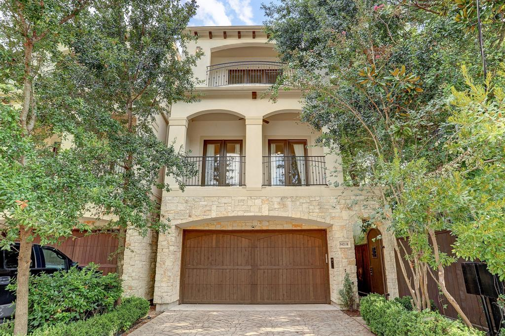 5421 Gibson Street #B Property Photo - Houston, TX real estate listing
