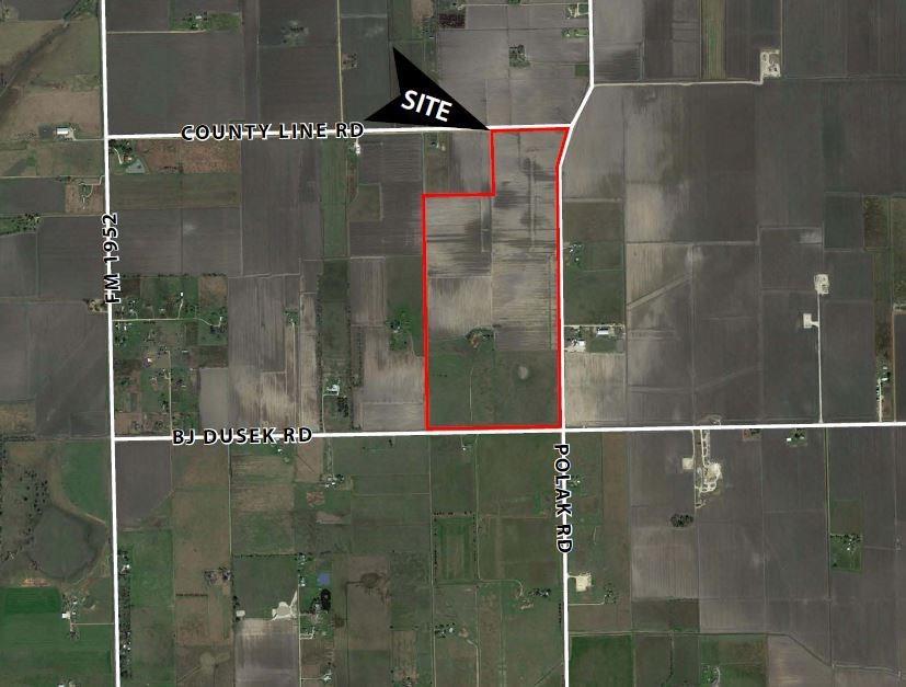 4327 Polak Road Property Photo - Wallis, TX real estate listing