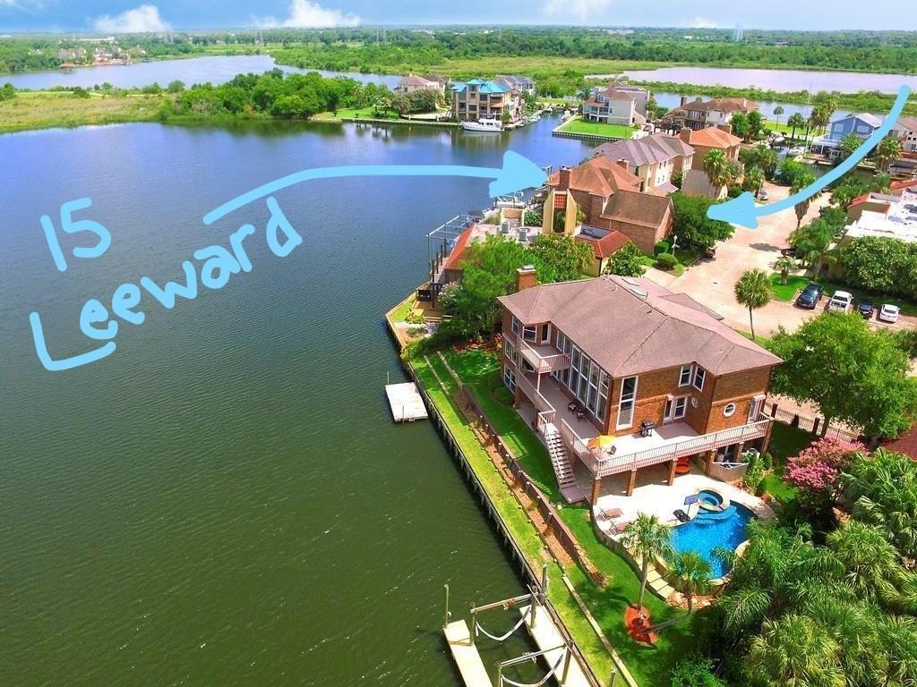 15 Leeward Lane, Nassau Bay, TX 77058 - Nassau Bay, TX real estate listing