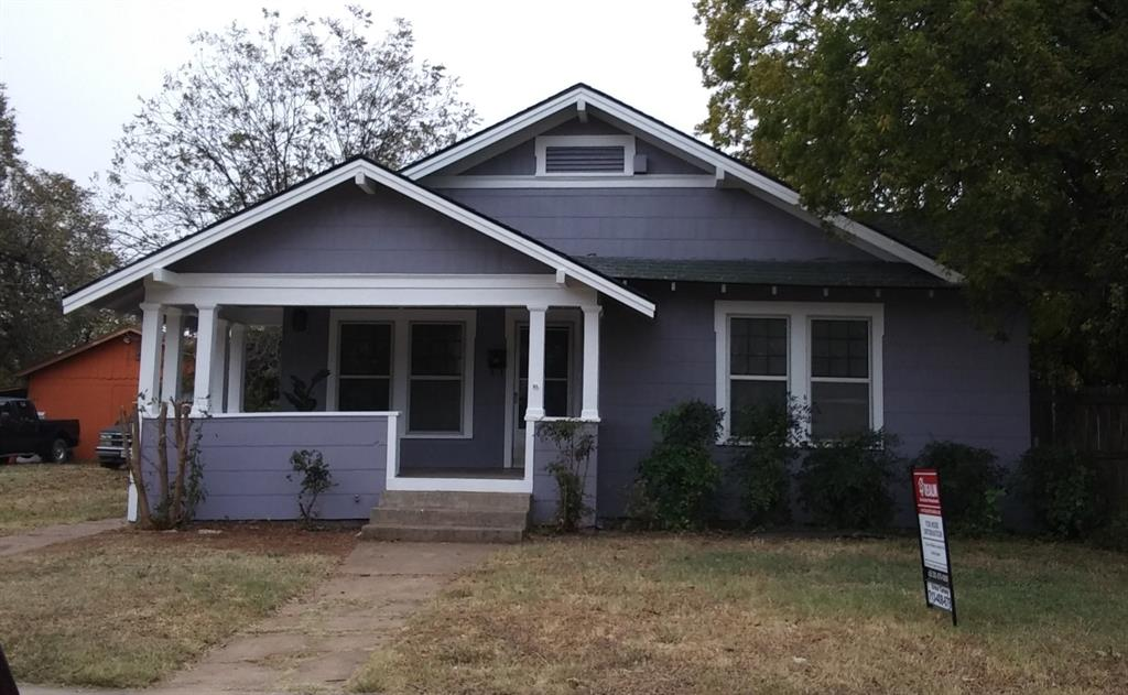 2133 Avenue G Property Photo - Wichita Falls, TX real estate listing