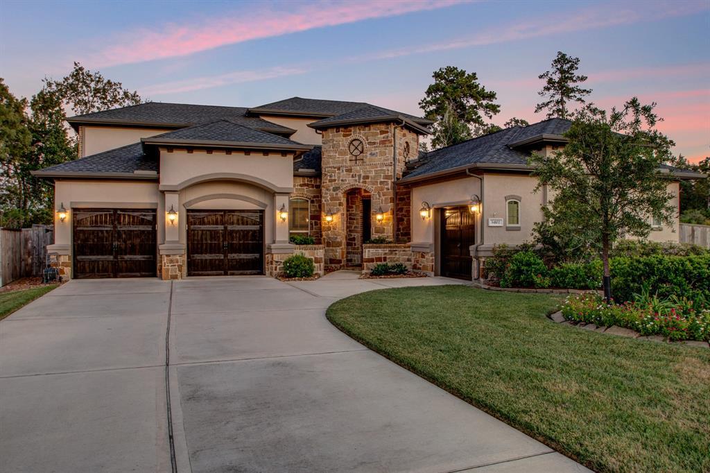 34102 Willow Bluff Lane, Pinehurst, TX 77362 - Pinehurst, TX real estate listing