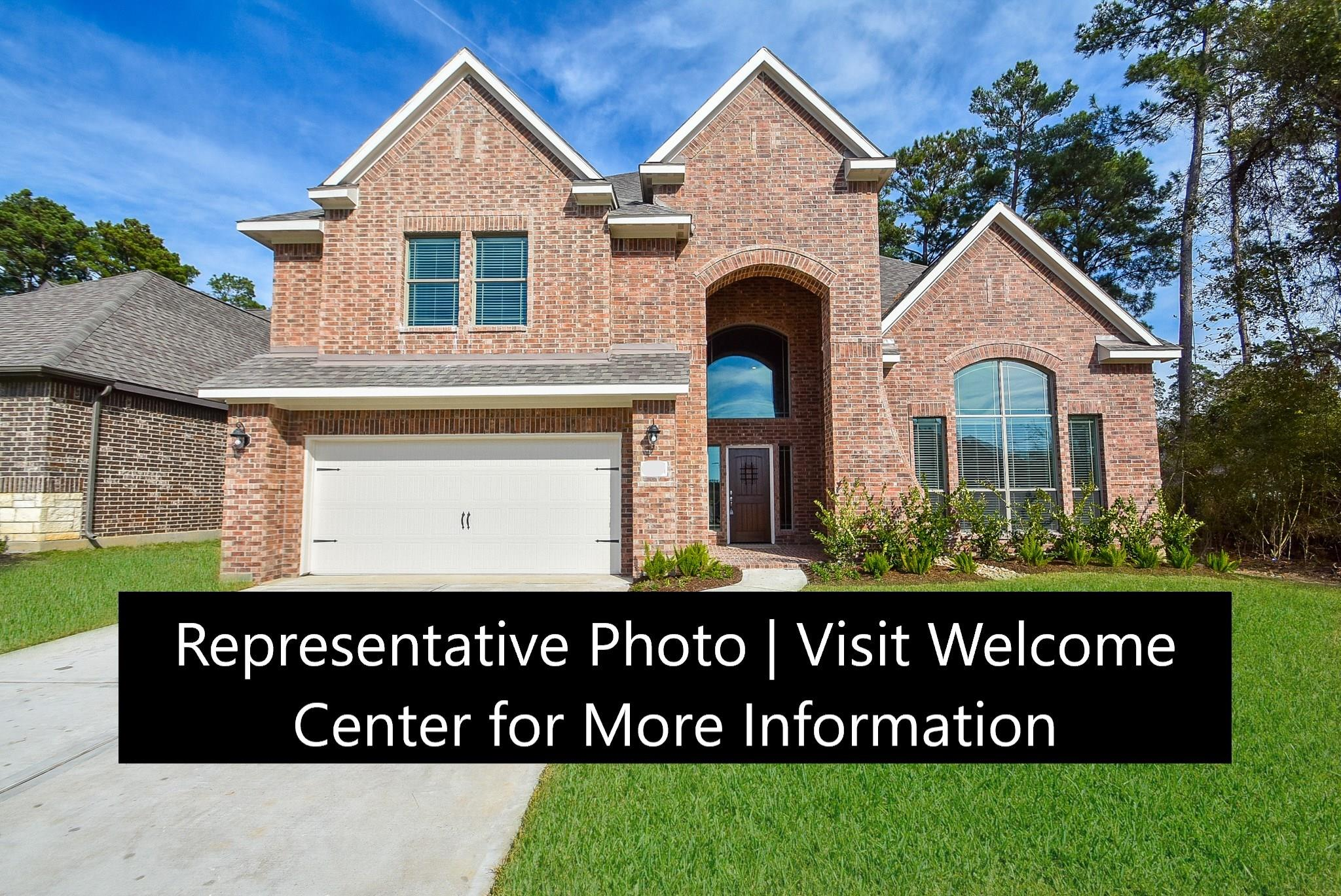 20902 Silver Lance Drive Property Photo - Tomball, TX real estate listing