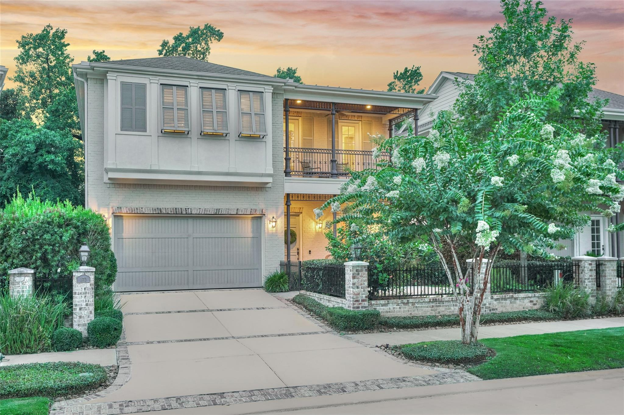 172 Mcgoey Circle Property Photo - Shenandoah, TX real estate listing