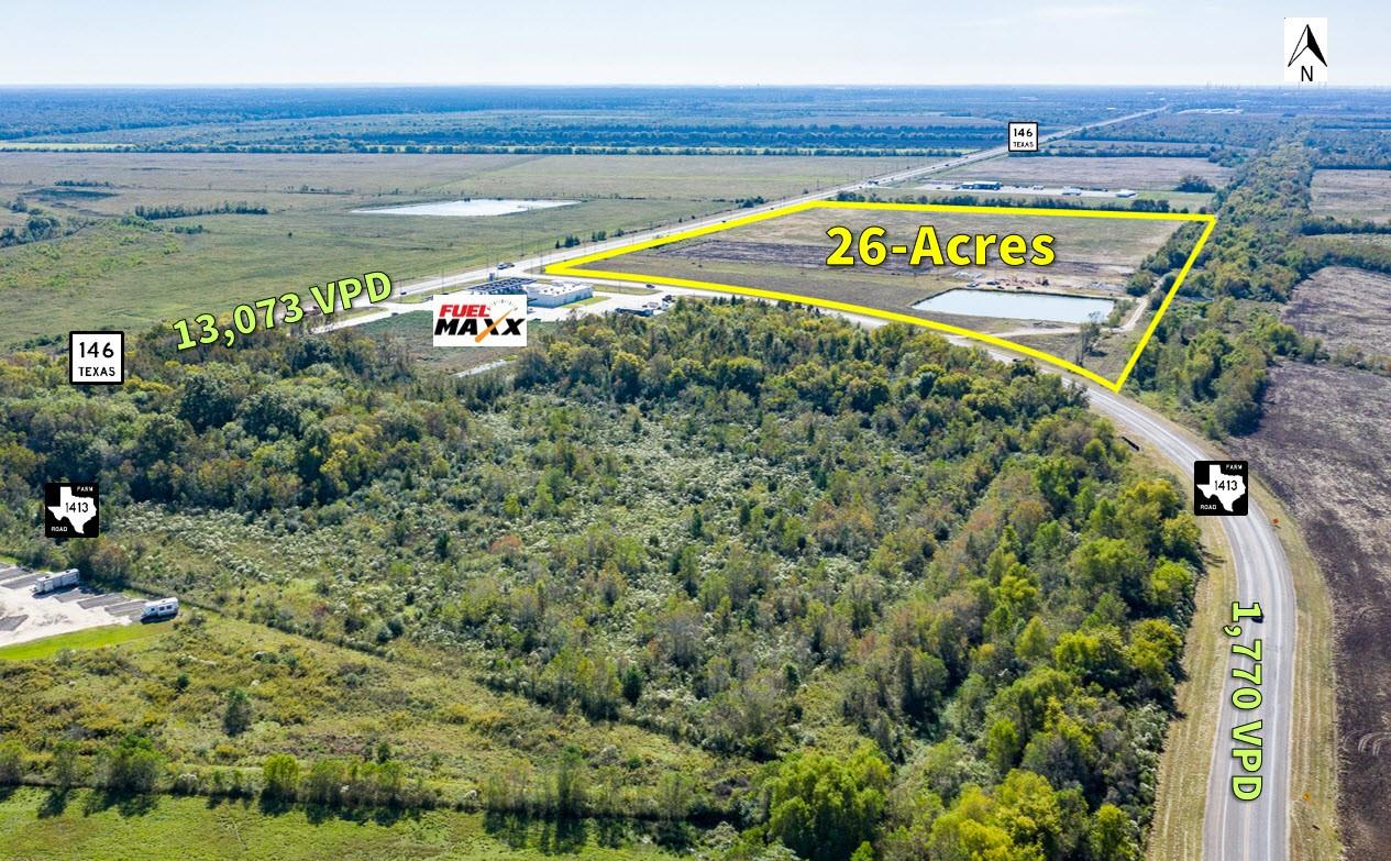 00 Hwy 146 Property Photo - Dayton, TX real estate listing