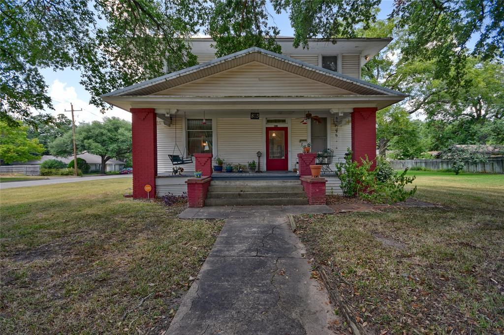 803 Holland Street, Navasota, TX 77868 - Navasota, TX real estate listing