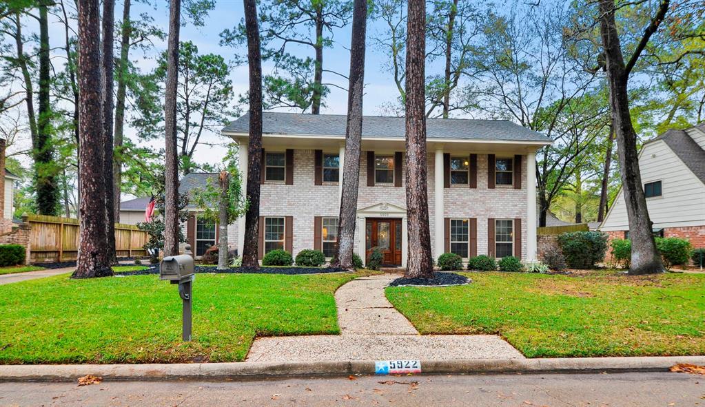 5922 Pine Arbor Drive, Houston, TX 77066 - Houston, TX real estate listing