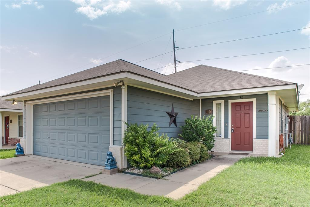 1126 Cottage Grove Circle Property Photo - Bryan, TX real estate listing