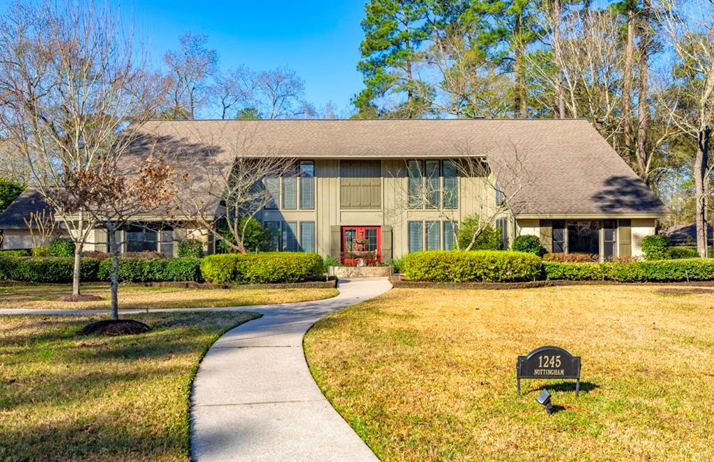 1245 Nottingham Lane, Beaumont, TX 77706 - Beaumont, TX real estate listing