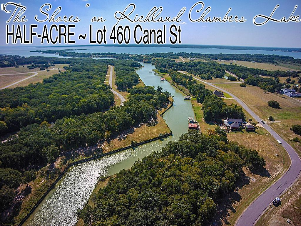 Lot 460 Canal Street, Corsicana, TX 75109 - Corsicana, TX real estate listing