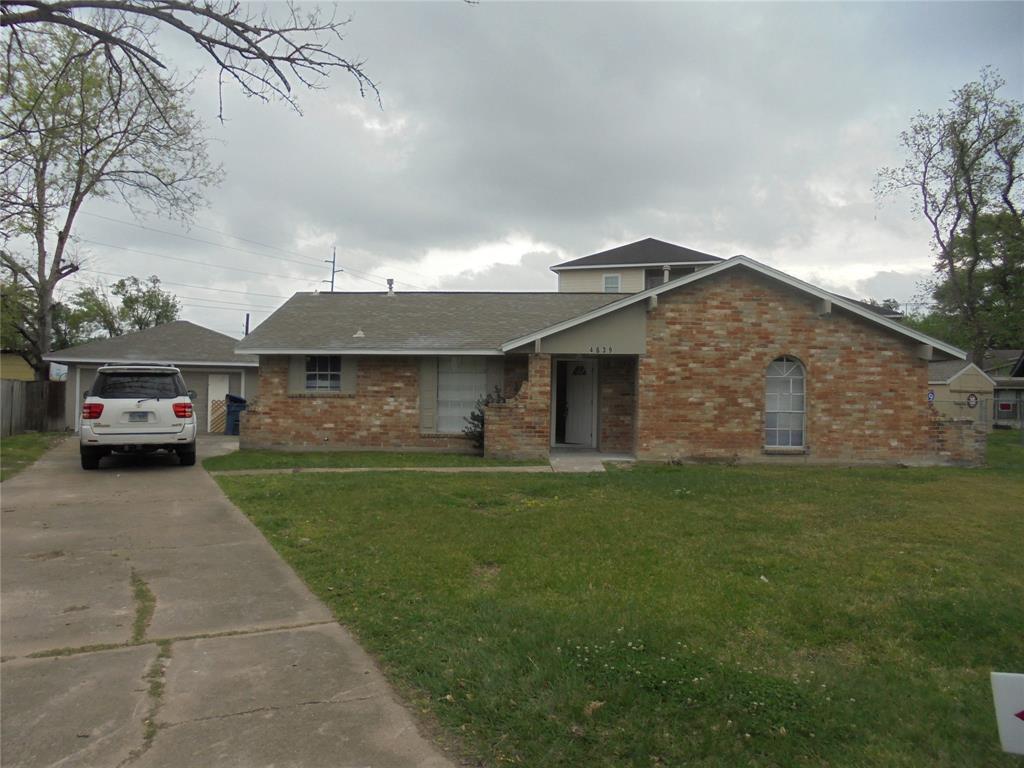 4639 QUACHITA, Houston, TX 77039 - Houston, TX real estate listing