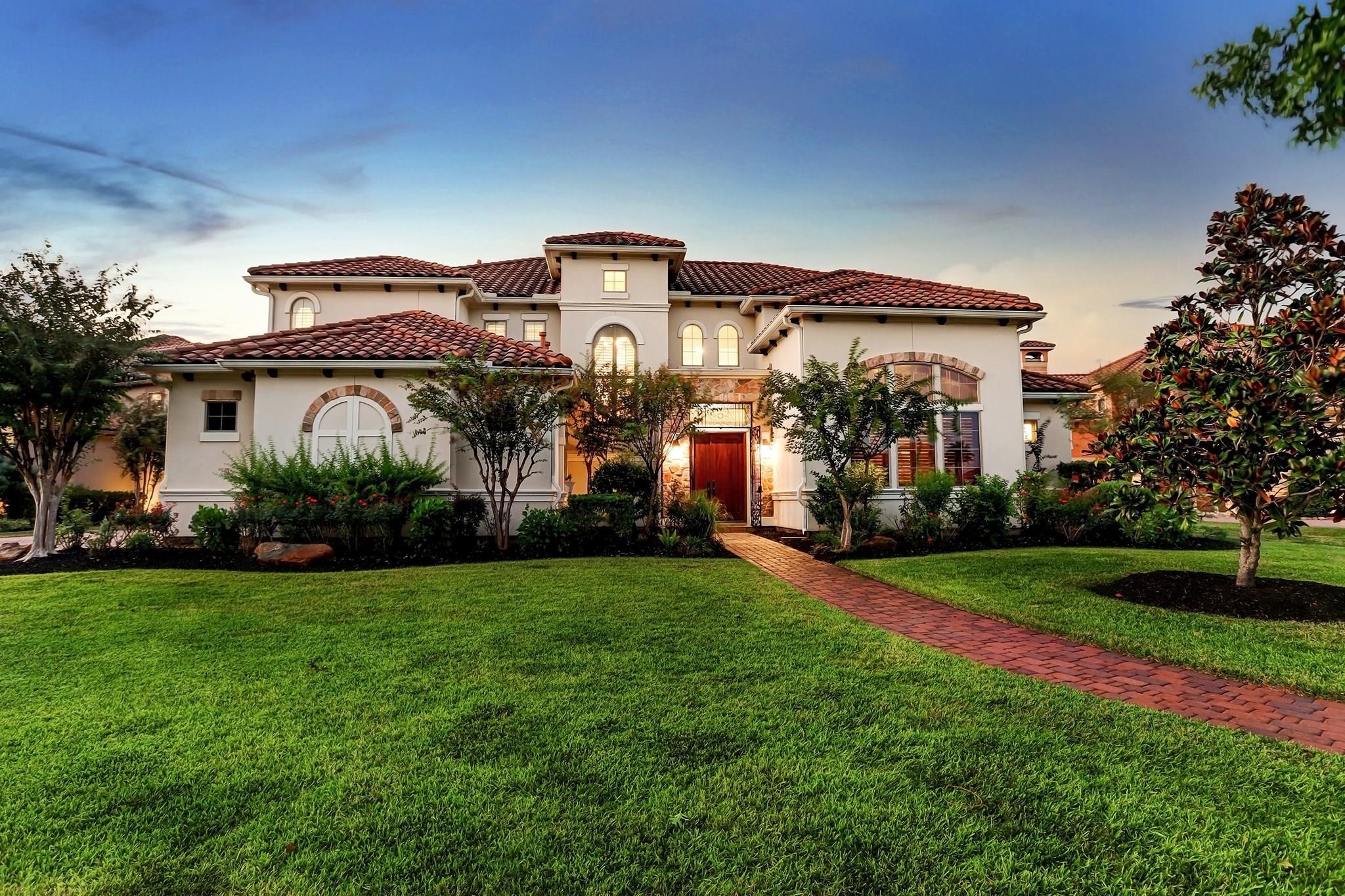 2206 CAPRI ISLE Court Property Photo - Houston, TX real estate listing
