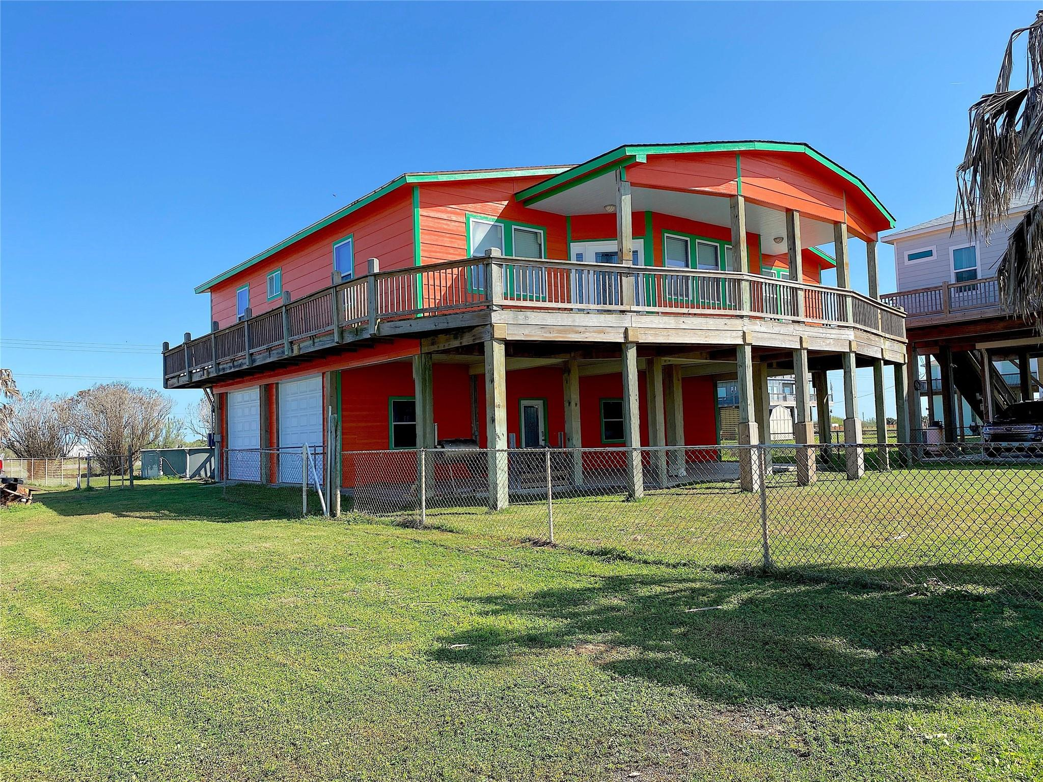 990 Marjorie Property Photo - Gilchrist, TX real estate listing