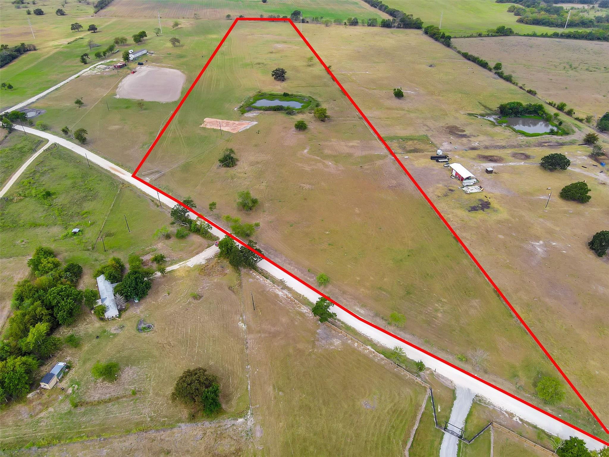 8065 County Road 179 Property Photo - Richards, TX real estate listing
