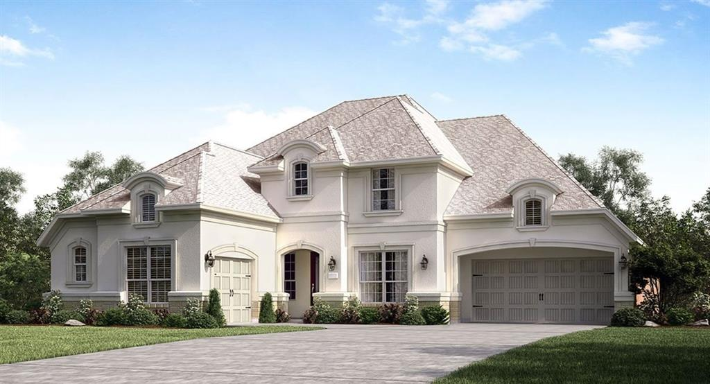 2061 Green Terrace Lane Property Photo - Pinehurst, TX real estate listing